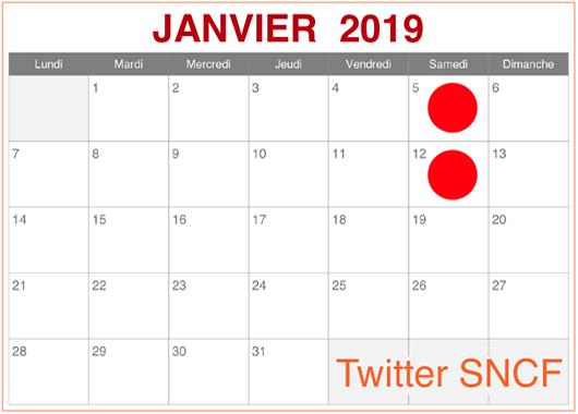 Calendrier Jour De Greve Sncf.Novembre 2019 Evenements Nouveautes Dispositifs Tv Actu