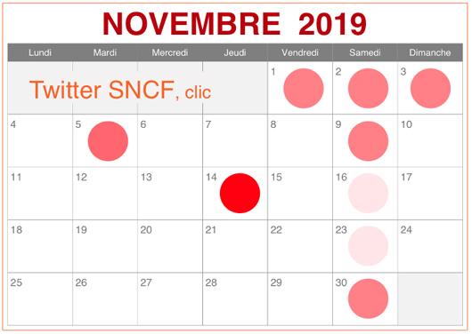 Calendrier Greve 2020.Novembre 2019 Evenements Nouveautes Dispositifs Tv Actu