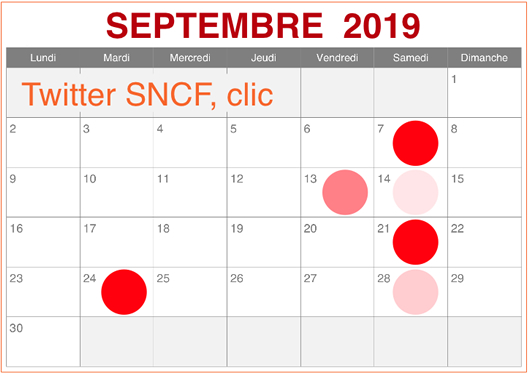 Calendrier Greves Air France.Novembre 2019 Evenements Nouveautes Dispositifs Tv Actu